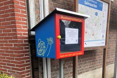 boekenruilkast Tollembeek