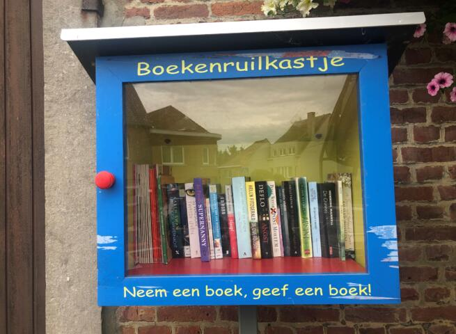 boekenruilkast Vollezele